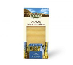 Organic White Lasagne 250g