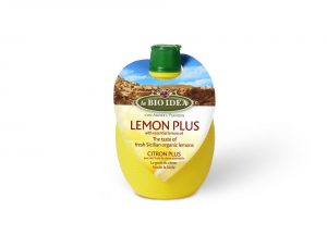 Organic Lemon Plus 200ml