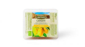 Organic Lemon Peel Candied 100g