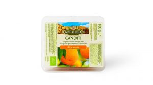 Sicilian Orange Peel Candied 100g