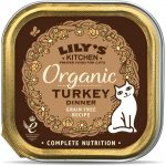 Cat Organic Turkey 85g