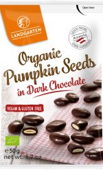 Pumpkin Snack Dark Chocolate 50g