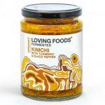 Organic Kimchi with Turmeric & Black Pepper 500g