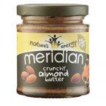 Crunchy Almond Butter 100% 170g