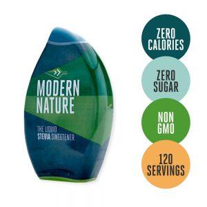 Modern Nature Liquid Stevia 60ml