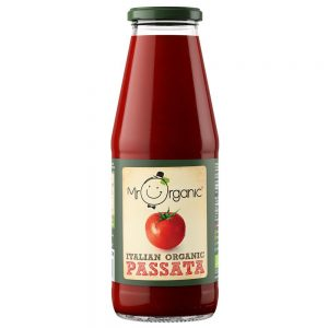 Organic Passata 690g Jar