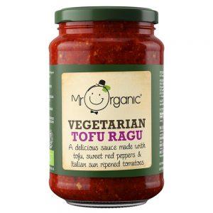 Organic Vegetarian Tofu Ragu 350g