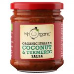 Mr Organic Coconut And Turmeric Salsa 200g