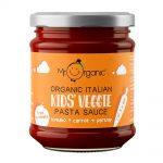 Organic Kids Pasta Sauce - Tomato Carrot Parsnip (200G)