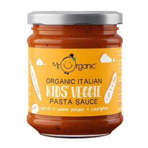 Organic Kids Pasta Sauce - Carrot Sweet Potato (200G)
