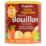 Organic Swiss Vegetable Bouillon Powder Red Pot 15