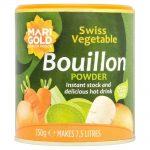 Swiss Vegetable Bouillon Powder Green Pot 150g