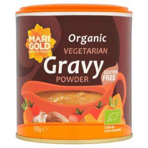Organic Gravy Powder Veggie G/F110g