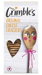 Cheese Crackers Original 130g