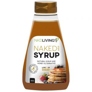 Naked Syrup 450g