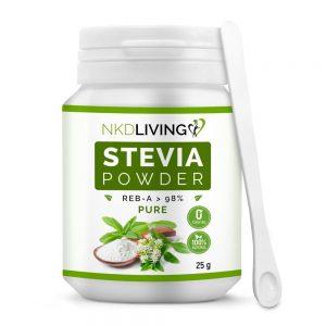 Pure Stevia Powder 25g