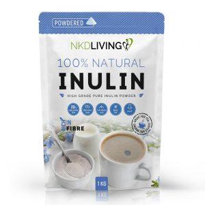 Inulin Prebiotic Fibre Powder 1000g