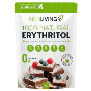 Erythritol Granulated 1000g