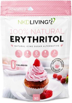Erythritol Powdered 1000g