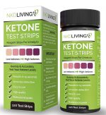 Ketone Test Strips 1 box
