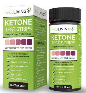 Ketone Test Strips 1 box