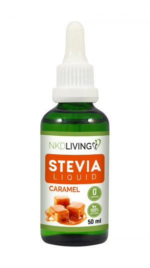 Stevia Liquid Caramel 50ml