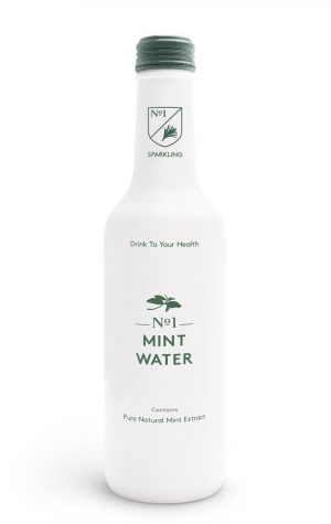 Mint Water Sparkling 330ml