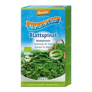 Organic Leaf Spinach 450g
