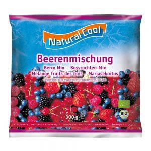 Organic Berry Mix 300g