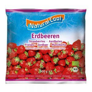 Organic Strawberries 300g