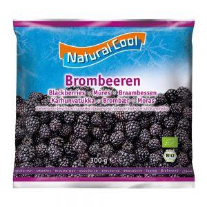Organic Blackberries 300g