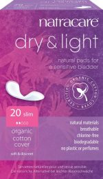 Dry & Light Inco. Slim Pads 20pieces