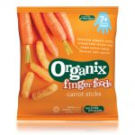 Crunchy Carrot Sticks 20g