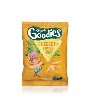 Goodies Snacks Cheese & Herb 15g
