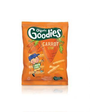 Goodies Snacks Carrot Stix 15g