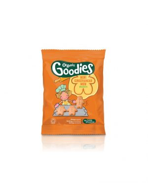 Goodies Biscuits G/Bread Men 25g