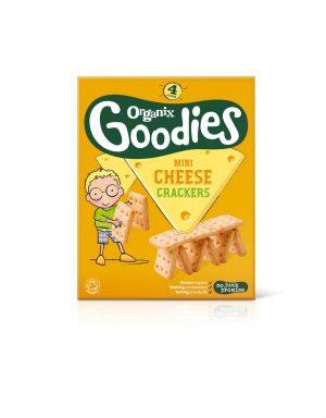 Mini Cheese Cracker 4 x 20g