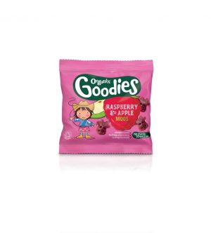 Gummies Raspberry/Apple Moos 12g