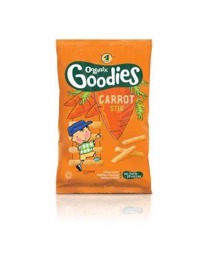 Goodies Carrot Stix Multipack 4 x 15g