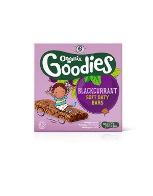 Goodies Blackcurrant Oaty Bar 6 x 30g
