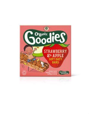 Goodies Strawberry Oaty Bar 6 x 30g