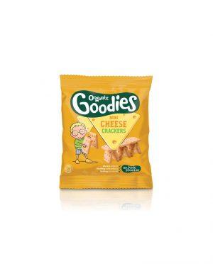 Mini Chesse Cracker Single 20g