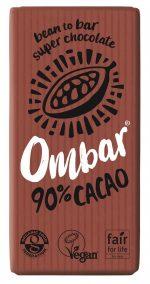 Organic Pure 90% Raw Choc