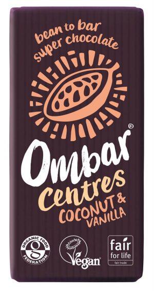 Organic Coconut & Vanilla Centre
