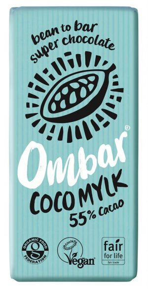 Coco Mylk Raw Chocolate 70g