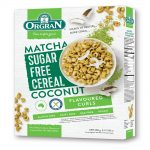 Matcha Sugar Free Coconut Cereal