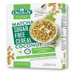Matcha Sugar Free Coconut Cereal