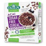 Acai Sugar Free Coconut Cereal