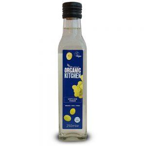 Organic White Wine Vinegar 250ml
