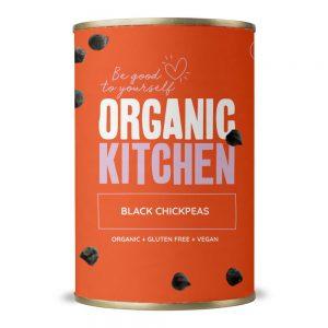Organic Black Chickpeas 400g